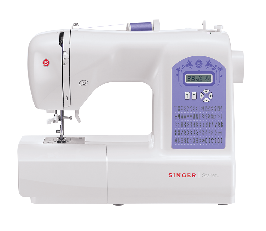 starlet 6680 singer electronic sewing machines