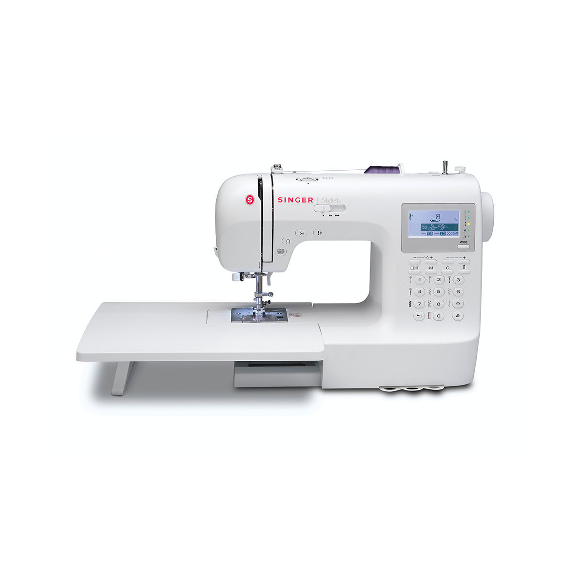 Singer Stylist 9100 Extension Table