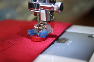 Button Sewing Snap-on Presser Foot