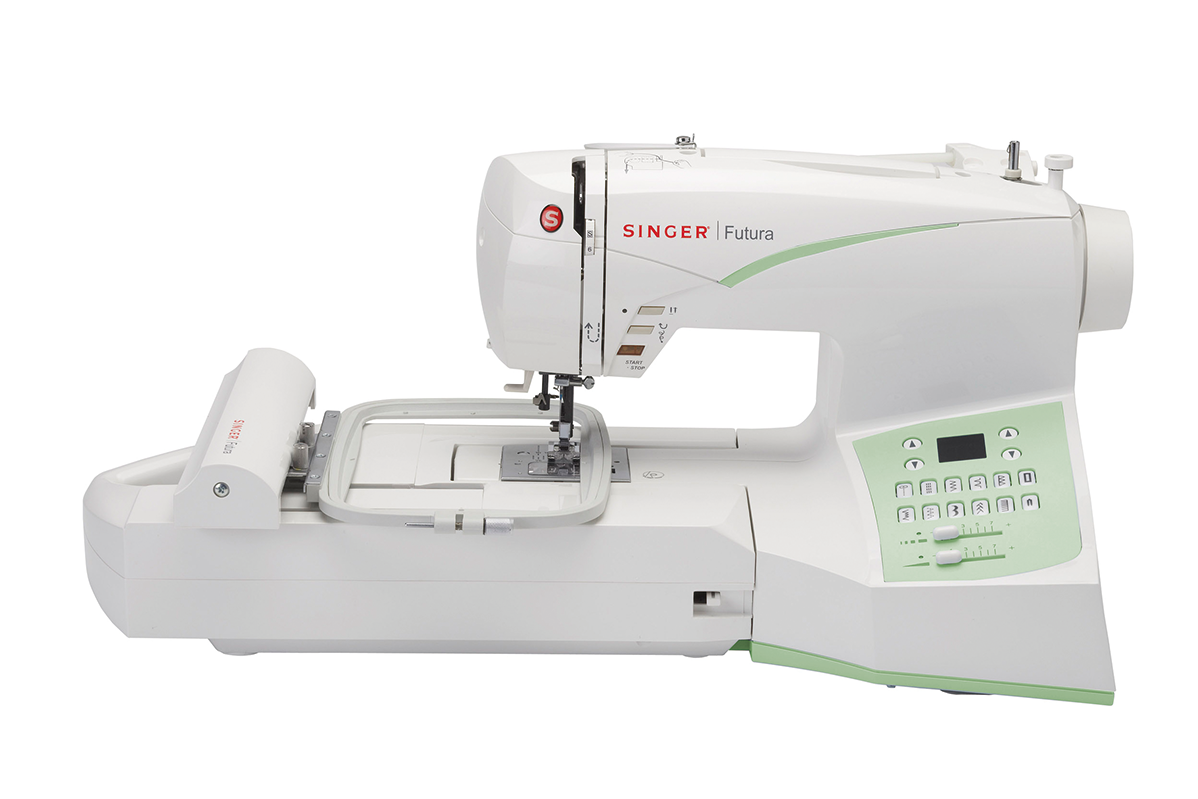 singer ce 250 embroidery machine