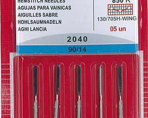Hemstitch / Wing Needles