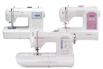 Electronic Sewing Machines