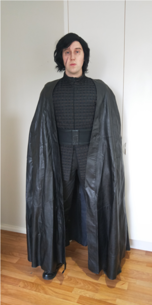 Join the Dark Side… with Pleats and Pintucks. complete