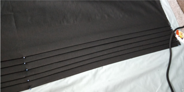 Join the Dark Side… with Pleats and Pintucks. Pleats 2