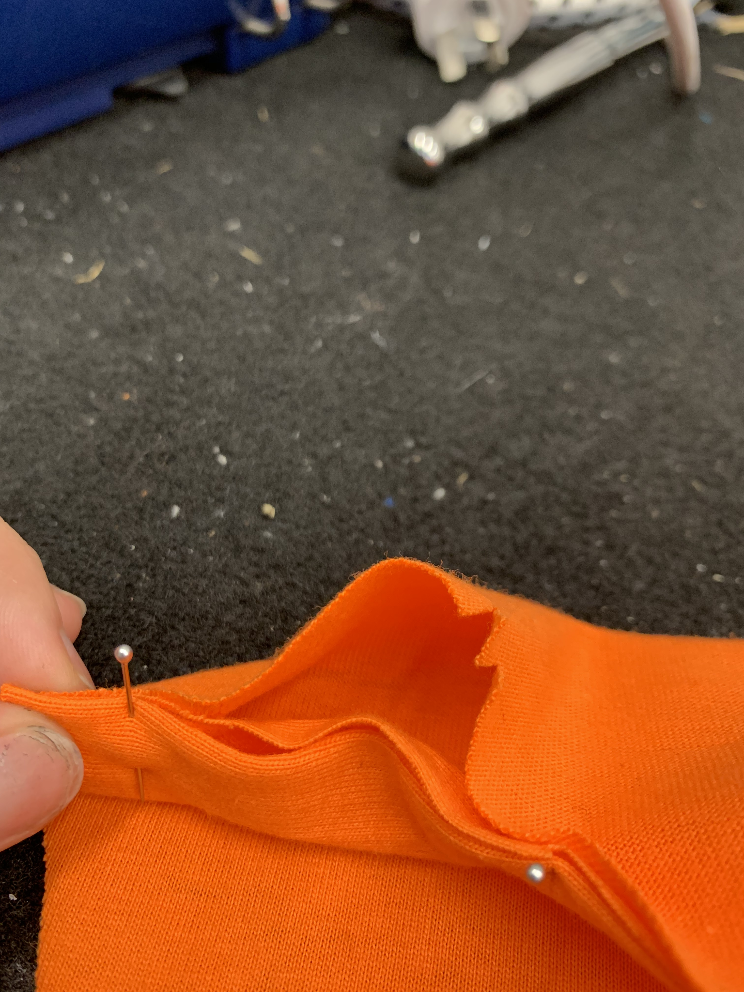Attaching Neck Band