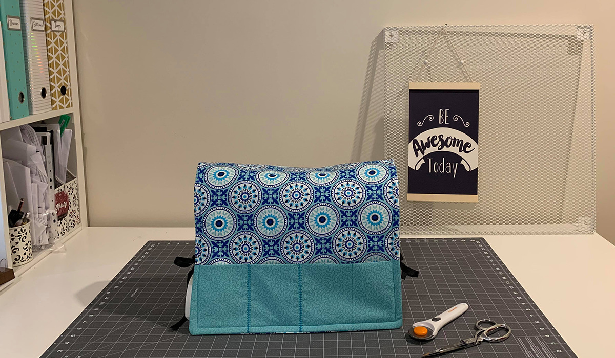 Sewing Machine Cover Featured