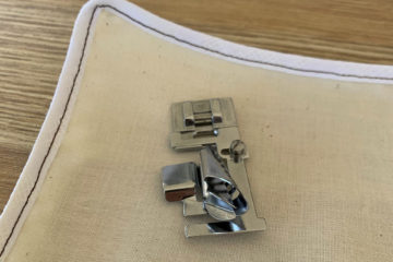 How to use the Bias Binding Presser Foot