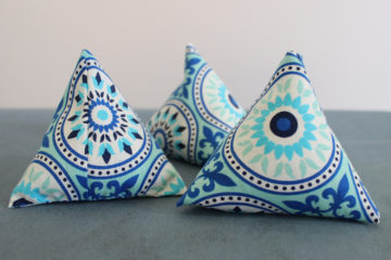 Fabric Pattern Weights
